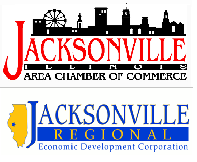 Jacksonville Regional Economic Development Corporation & Jacksonville Area Chamber of Commerce Logo