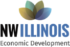 NW Illinois Economic Development Logo