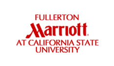 Fullerton Marriott at California State University Logo
