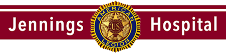 Jennings American Legion Hospital Logo
