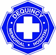 DeQuincy Hospital Logo